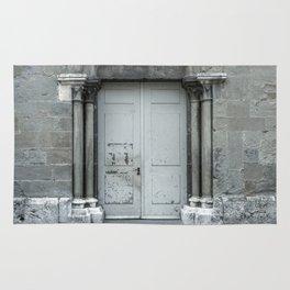 THE DOOR OF LAUSANNE Rug