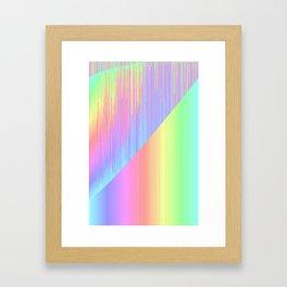 R Experiment 10 - Broken heapsort v2 Framed Art Print