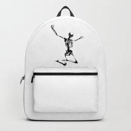 SKELETON GIVE UP Backpack