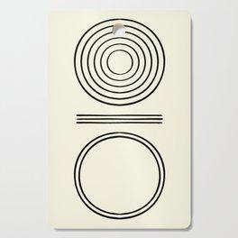 Life Balace II Cutting Board