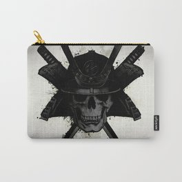 Samurai Skull Carry-All Pouch