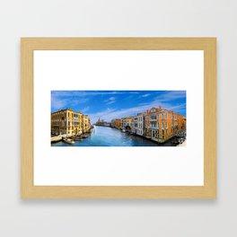 Italy Framed Art Print