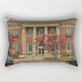 Painesville Post Office Rectangular Pillow