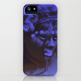 Tribal Love iPhone Case