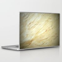 lawyer Laptop & iPad Skins featuring Old World Marble II by Corbin Henry