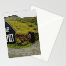 Skogafoss Stationery Cards