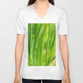 Grass 0138 Unisex V-Neck