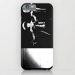 Spike Jet Knock Out - Cowboy Bebop iPhone Case