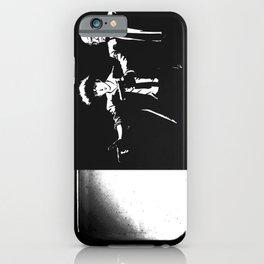 Spike Jet Knock Out - Cowboy Bebop iPhone Case