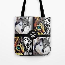 Ancestors Quilt - Pet Version Tote Bag