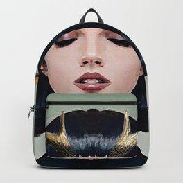 Golden Antlers Backpack