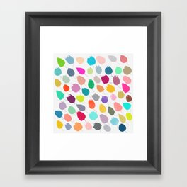 lanterns 1 Framed Art Print