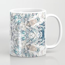 Neutral Soft Palette Tone Bohemian Mandala Coffee Mug