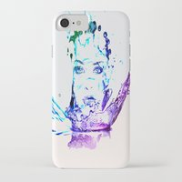 splash iPhone & iPod Cases featuring Splash by CLE.ArT.
