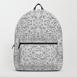 Floral Abstract Damasks G17 Backpack