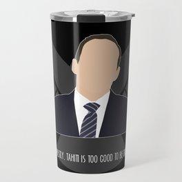Agents of S.H.I.E.L.D. - Coulson Travel Mug