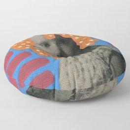 Una Piccola Fortuna 0007 Floor Pillow