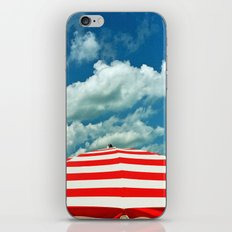Summer Day at the Beach iPhone & iPod Skin