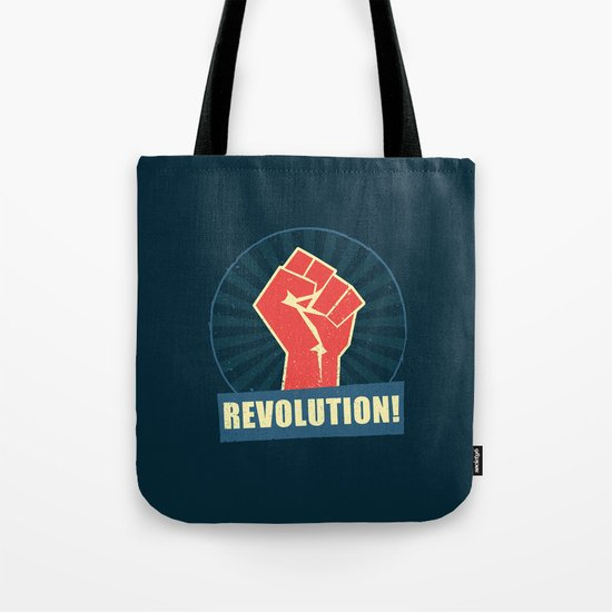 REVOLUTION! Tote Bag