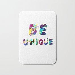 Be unique logo Bath Mat