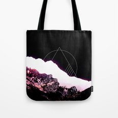 Mountain Ride Tote Bag