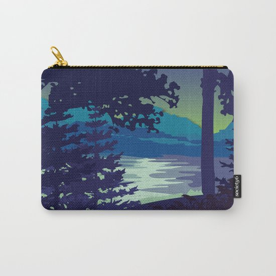 My Nature Collection No. 6 Carry-All Pouch