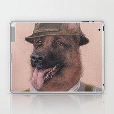 German Shepherd Laptop & iPad Skin