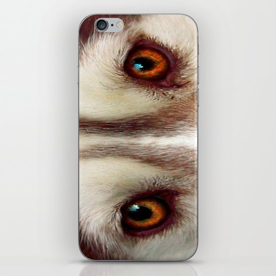 the eyes iPhone & iPod Skin