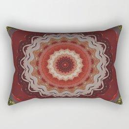 Better than Yours Colormix Mandala 8 Rectangular Pillow
