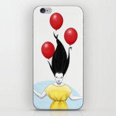 I'll Fly Away iPhone & iPod Skin