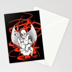 Angel Gangsta Stationery Cards