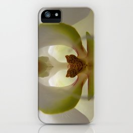 .delicate orchid. iPhone Case