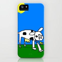 MooMoo iPhone Case