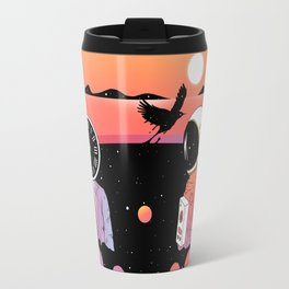 The Contemplation of Existence Travel Mug