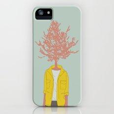 Woman Nature 4 iPhone (5, 5s) Slim Case