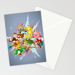 Keep Calm and Smash! Stationery Cards