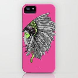 Warrior 3 iPhone Case