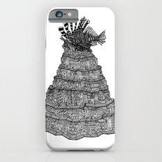The Lionfish Village iPhone 6s Slim Case