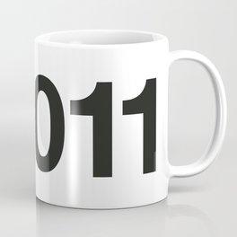 2011 Coffee Mug