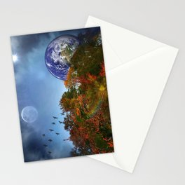 The Sky is Falling Stationery Cards