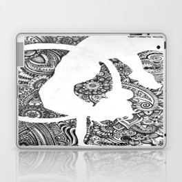Hula Hooper Laptop & iPad Skin