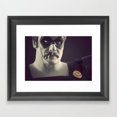 I'm No Joke Framed Art Print