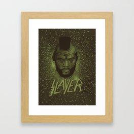 Reign in Blood Framed Art Print