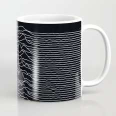 Unknown Radio Waves - Unknown Pleasures Mug