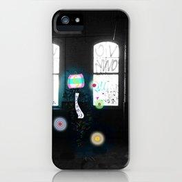 Lantern in Room iPhone Case