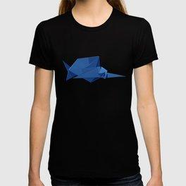 Origami Sailfish T-shirt