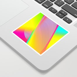 Rainbow series I Sticker
