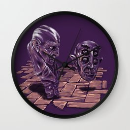 You're a Shitty Lifeform Wall Clock