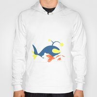 finding nemo Hoodies featuring Nemo, I choose you! by Mariotaro