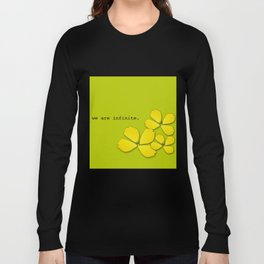 the perks of being a wallflower :: stephen chbosky Long Sleeve T-shirt